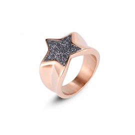 Glamour Stern Ring