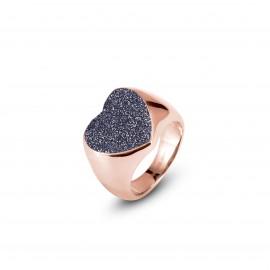 Glamour Herz Ring