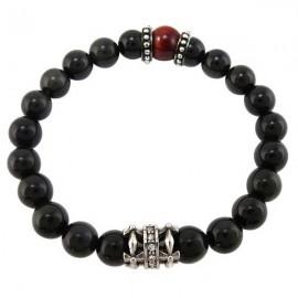 "Armband ""Obsidian"""