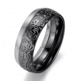 Bicolor Partner Ring