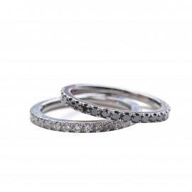 Memoire Stapelring Set