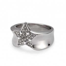"Crystal Ring ""Stern"""